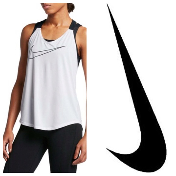 6068bda386eed5 Nike Women s Dry Double Strap Elastika Tank